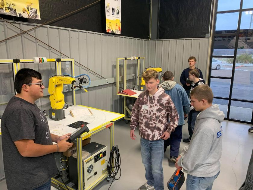Tours at Pickaway-Ross CTC