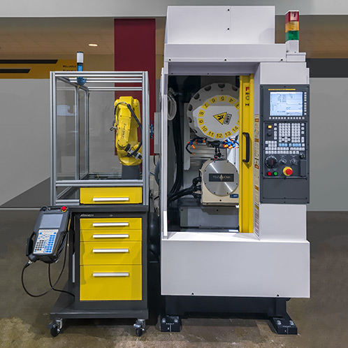Machine Tending Educational Cell (MTEC)