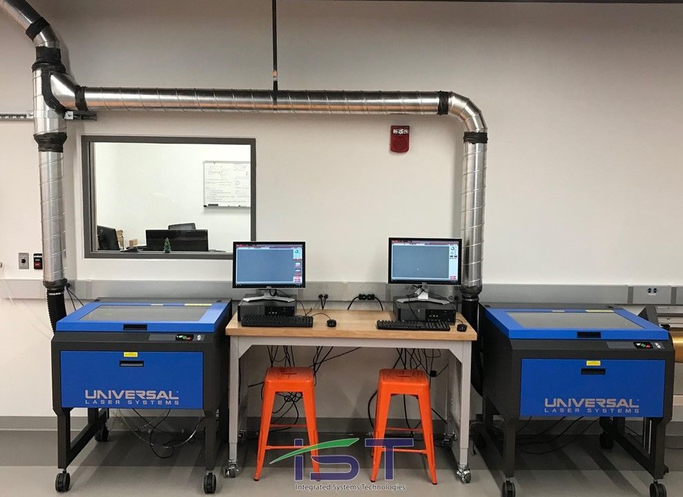 Successful MakerSpace Install