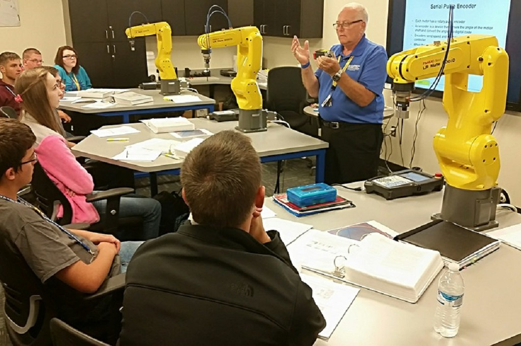 Career Tech Lab Equipment and Training - IST Ohio
