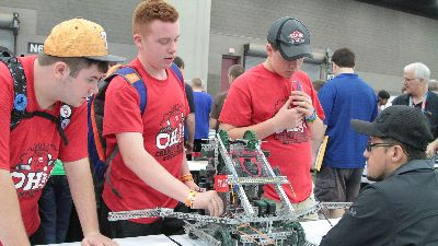 career tech lab, stem, fab labs, 3d printing, robotics, equipment, training, curriculum - IST Ohio