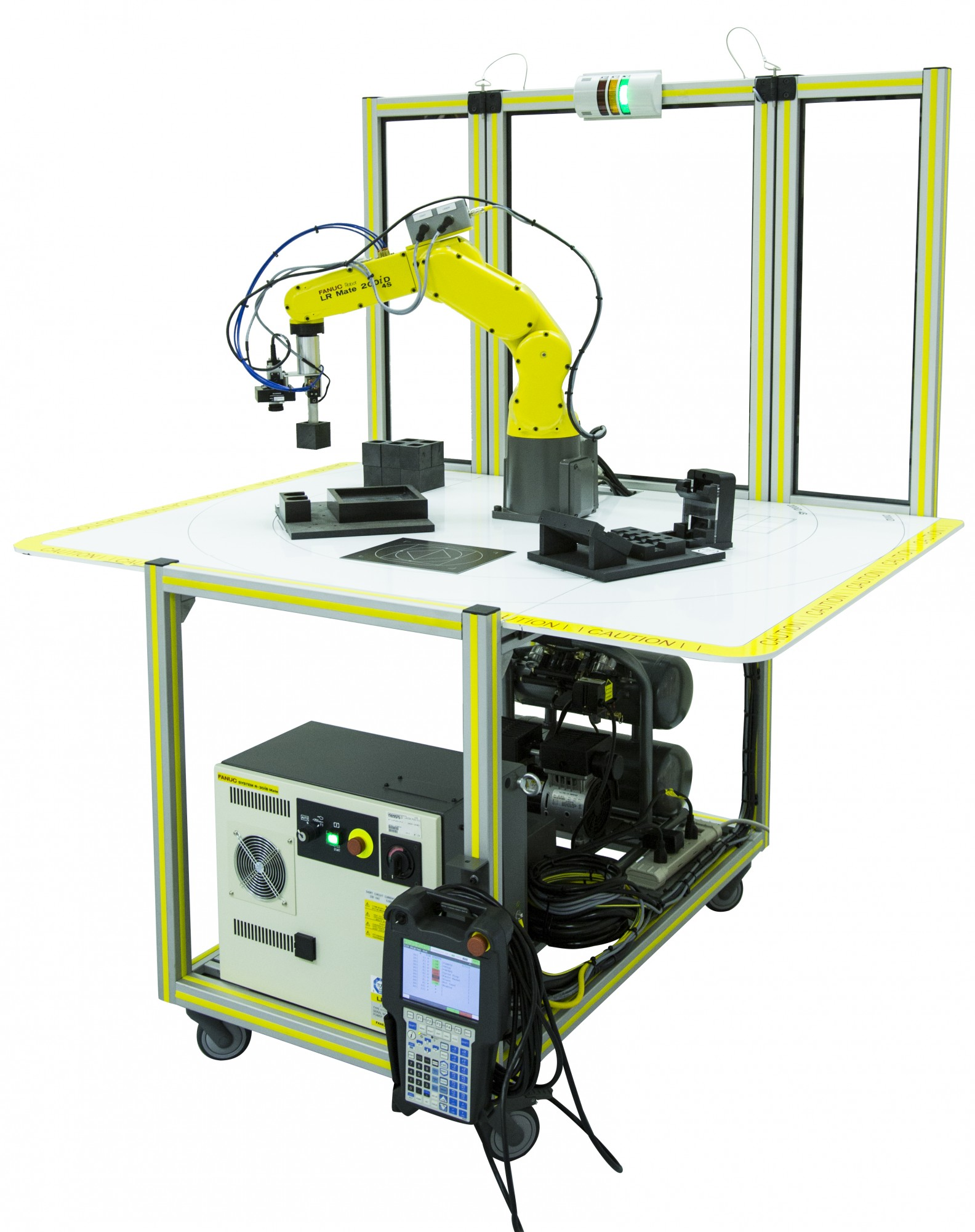 FANUC Fenceless - LR Mate 200iD/4S R-30iB  Plus Package for Material Handling
