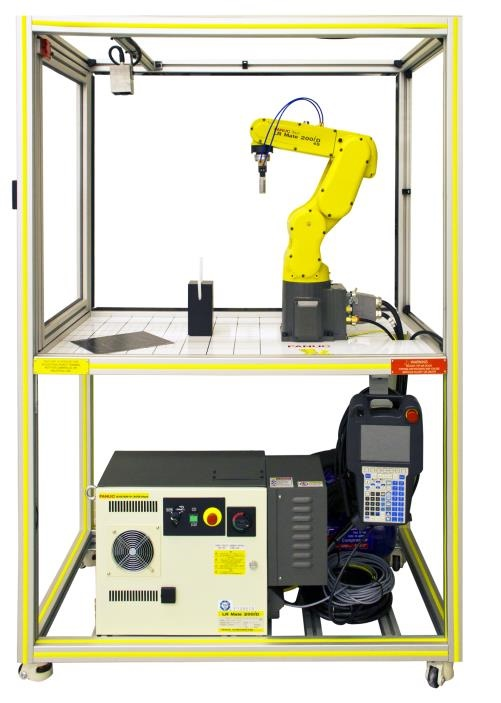 FANUC Enclosed - LR Mate 200iD/4S R-30iB Plus Package for Material Handling