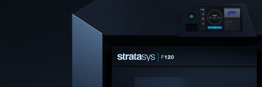 Meet the Stratasys F120.
