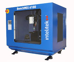 BenchMill 6100 CNC Milling Center