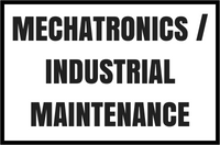 Mechatronics/Industrial Maintenance