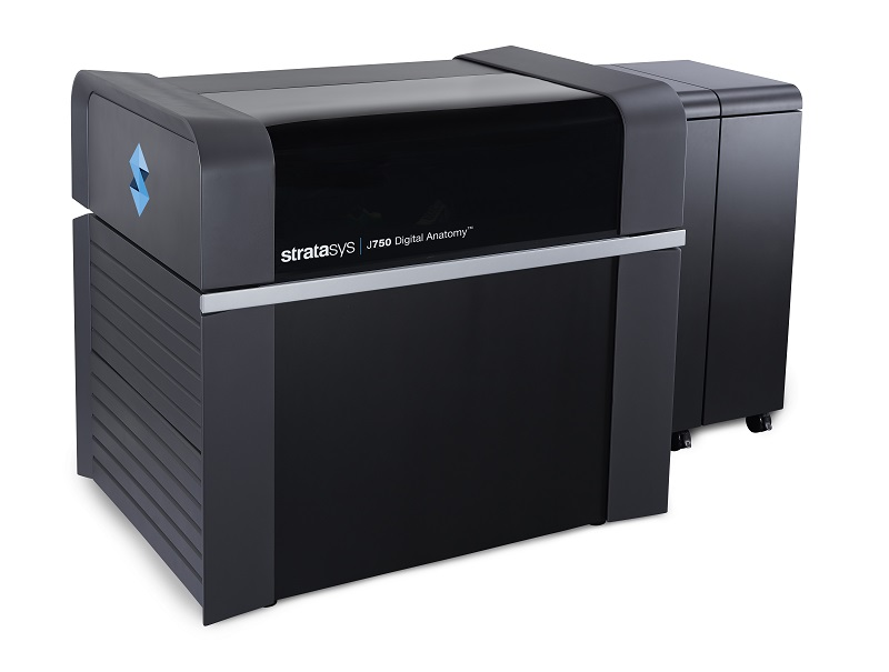 Stratasys J750 Digital Anatomy